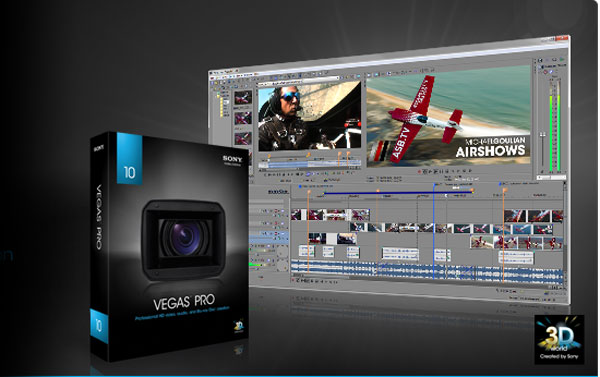 how to download sony vegas on mac