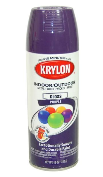 Spray Paint Going Fuzzyy