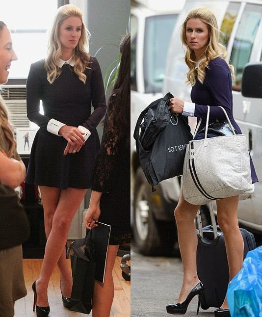 The very good looking style! Yap, Nicky Hilton has well and truly moved on too. The sister of Paris Hilton looked dapper with her loveliness outfit during enjoying her work hard schedule at Manhattan, New York on Wednesday, September 24, 2014.