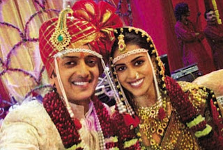 Genelia Ritesh Wedding