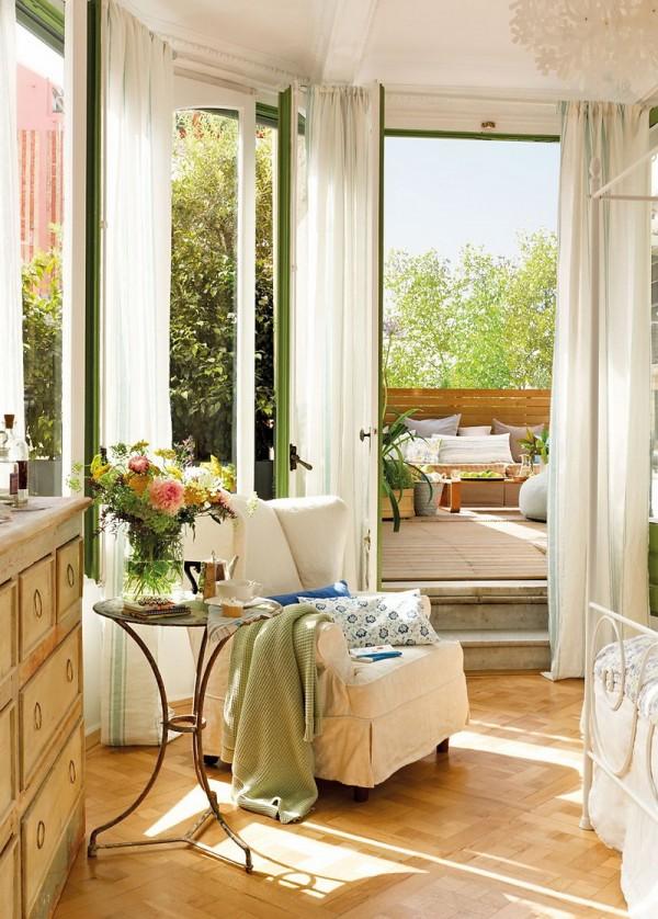 Kamar tidur yang cantik dan paling menarik