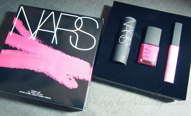 nars makeup cosmetics zara summer collection 夏日妝容 Tainted Love