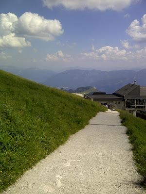 вид с горы Шафберг