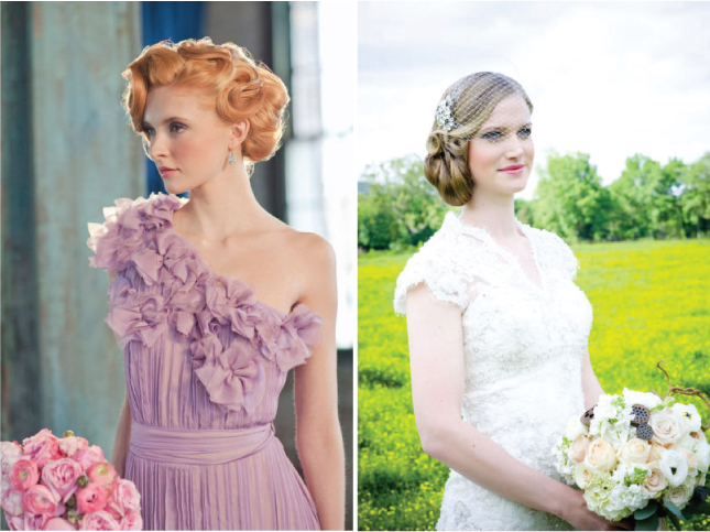 VINTAGE INSPIRED: Finger waves and pin curls ( photo 1 , image #2 ...