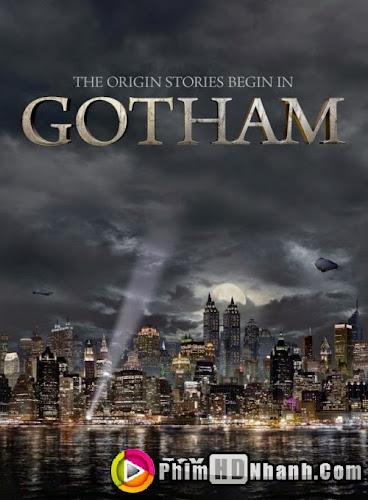 Thành Phố Tội Lỗi 1 - Gotham Season 1