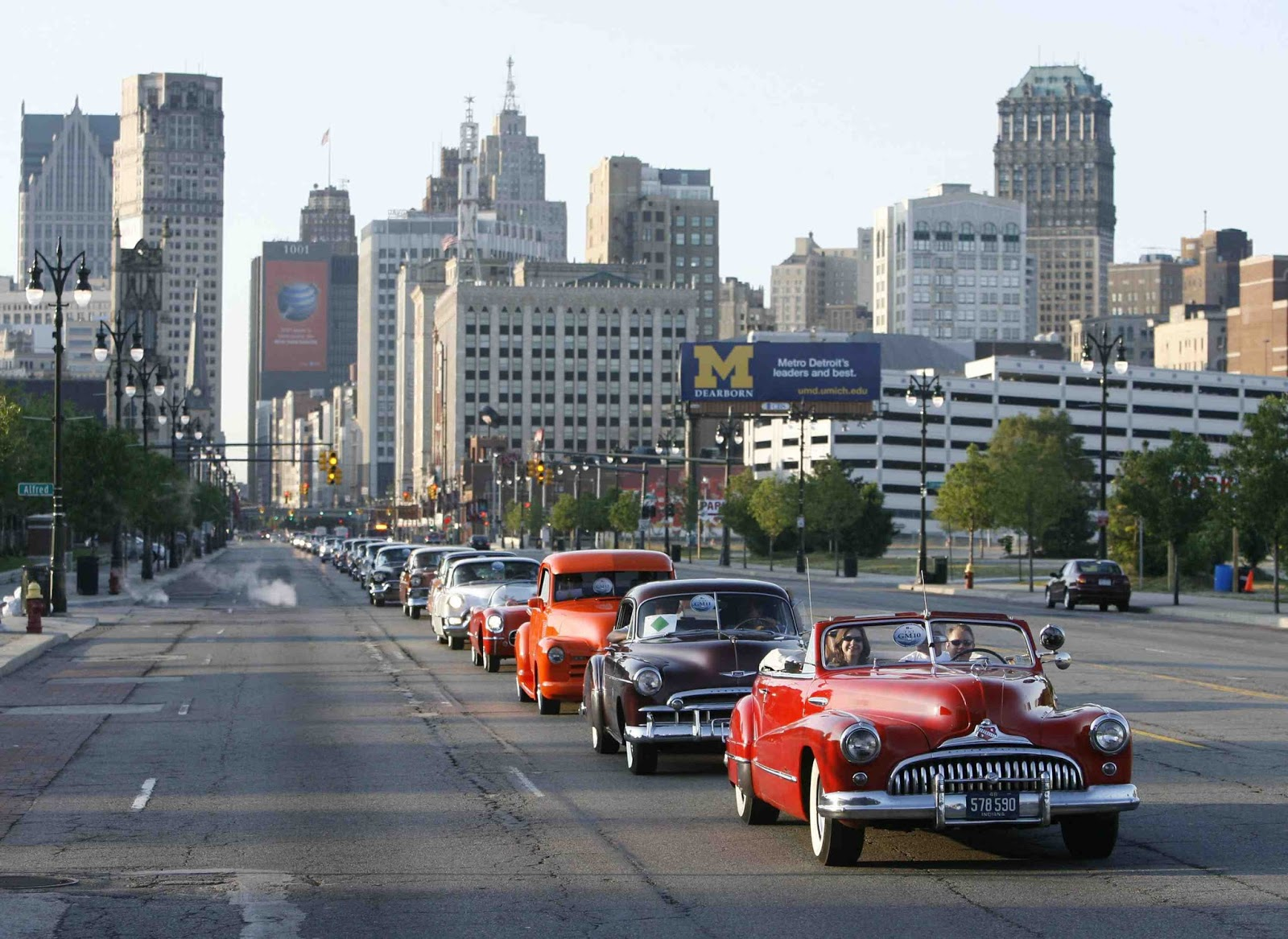 Chevy is Presenting Sponsor of Woodward Dream Cruise