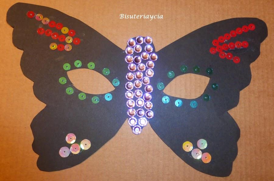 Mascaras de carnaval - Mascaras para carnaval manualidades ...