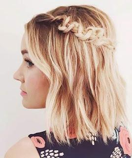 model kepang indah untuk rambut pendek4789954