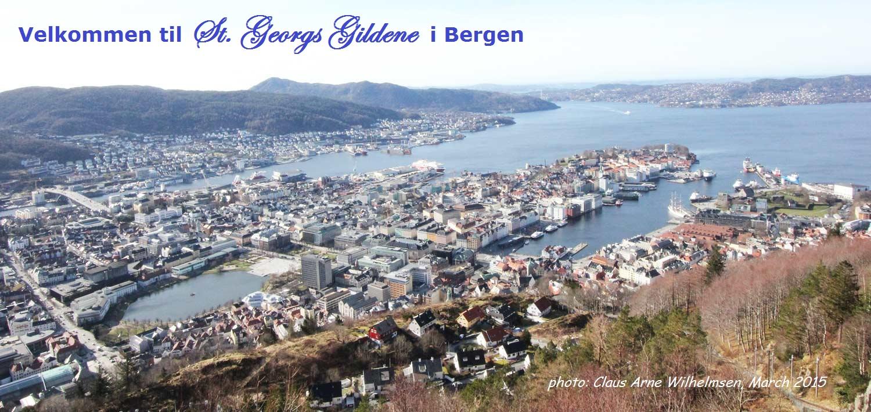 Gildene i Bergen