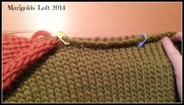 attaching i-cord straps to a bag how to