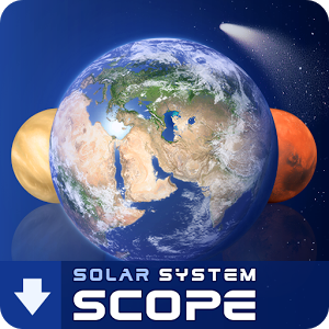 Solar System Scope Viewer