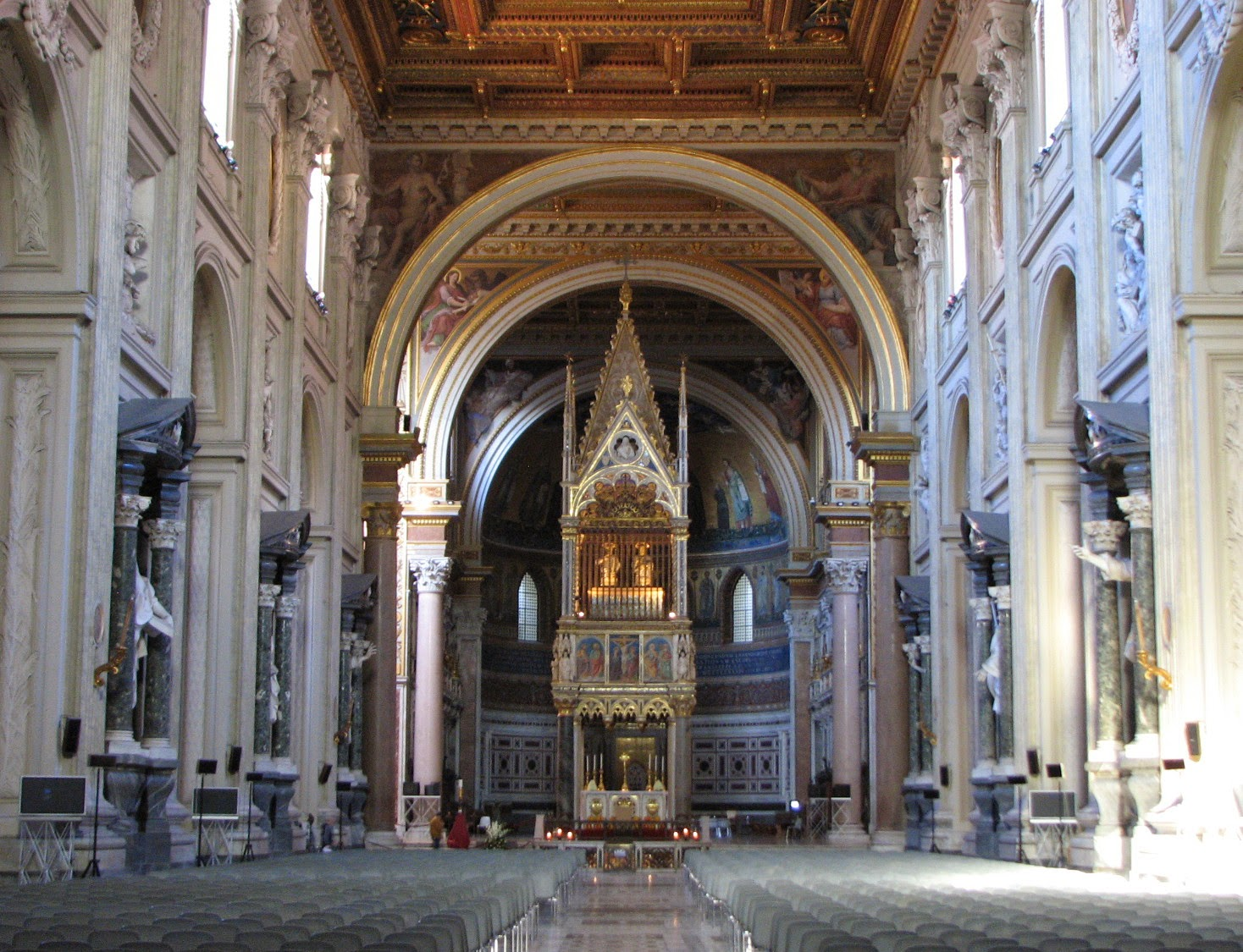 Father Julians Blog: The Lateran Basilica of St John