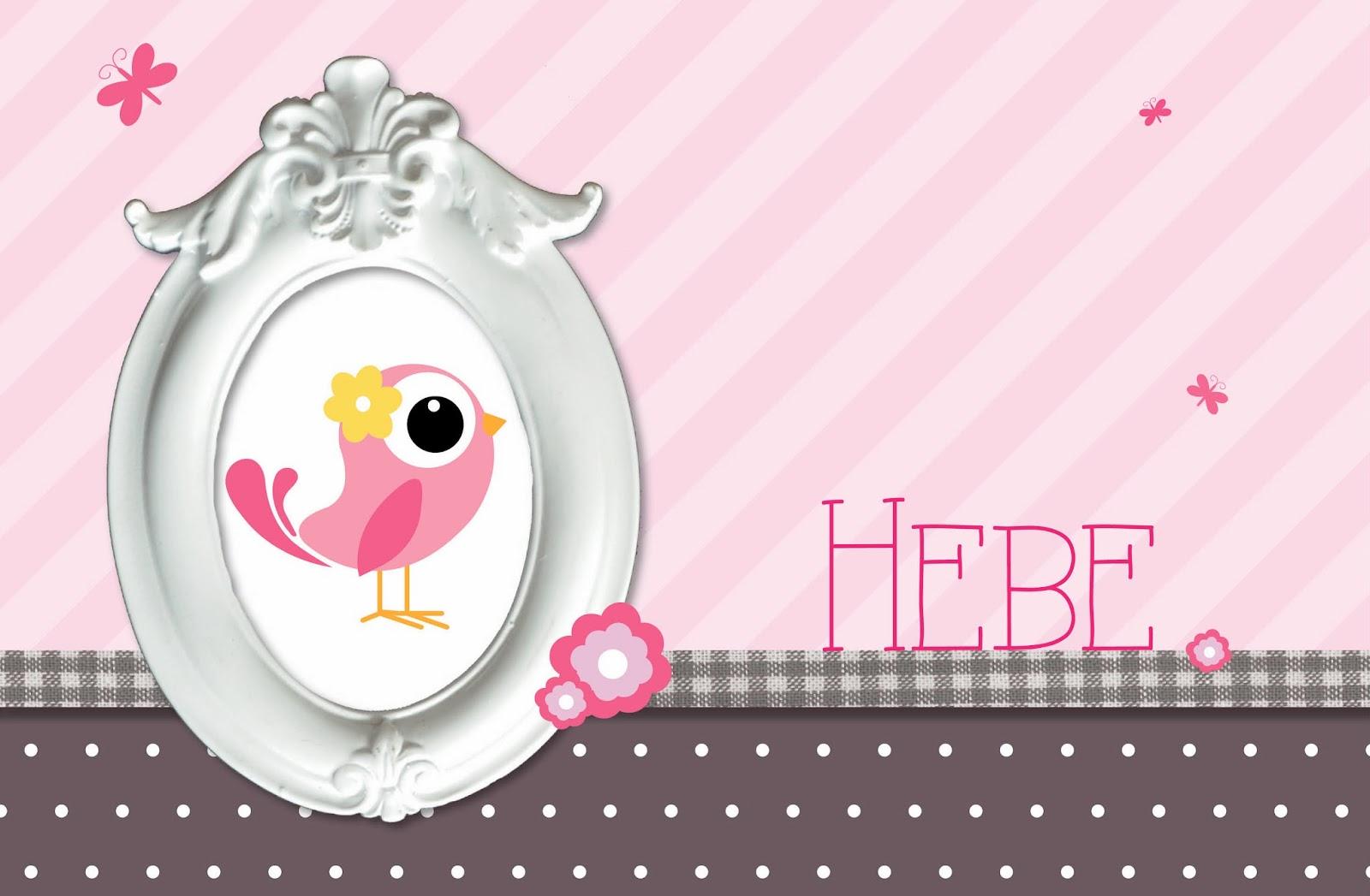 geboortekaartjes voor meisjes