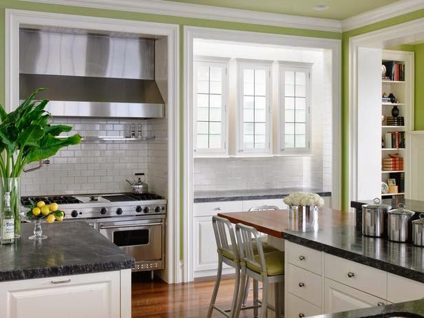 Muebles y decoraci n de interiores fotos de cocinas - Cocinas acogedoras ...