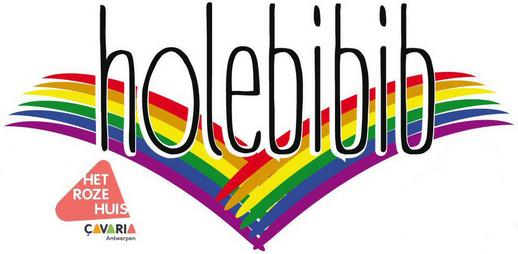 Holebibib  - Roze Huis Antwerpen