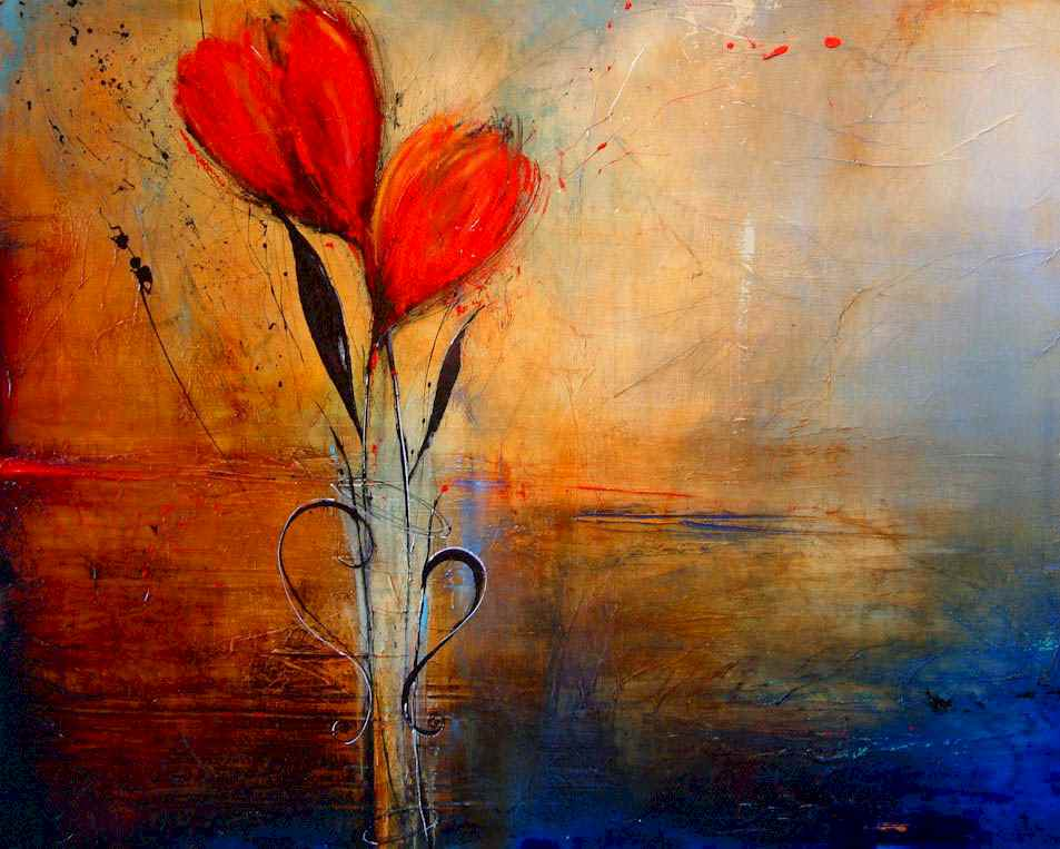 Laura Harris | Canadian abstract painter