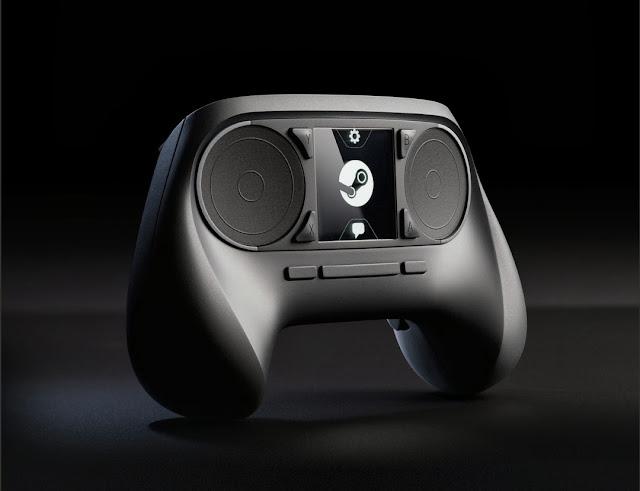 Steam Controler