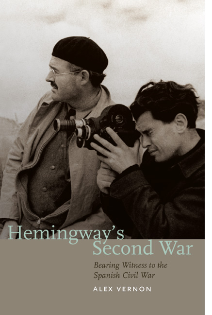 hemingway s disillusionment with war in for A great deal has been written about hemingway's distinctive style in fact, the two great stylists of twentieth-century american literature are william faulkner and ernest hemingway, and the styles of the two writers are so vastly different that there can be no comparison for example, their styles.