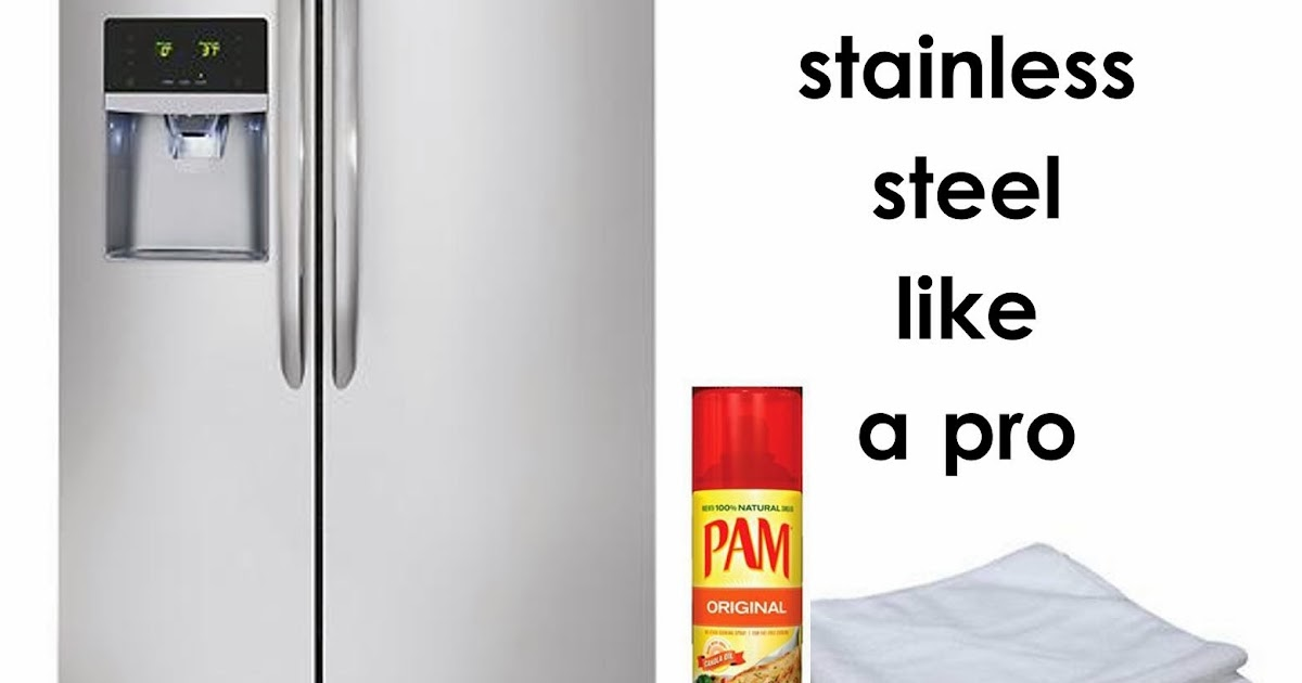 Queen Of Tidy Clean Your Stainless Steel Like A Pro