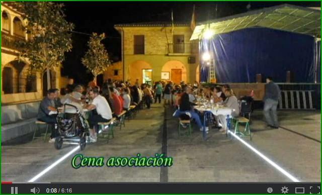 Cena Asociación El Soto -2ª parte
