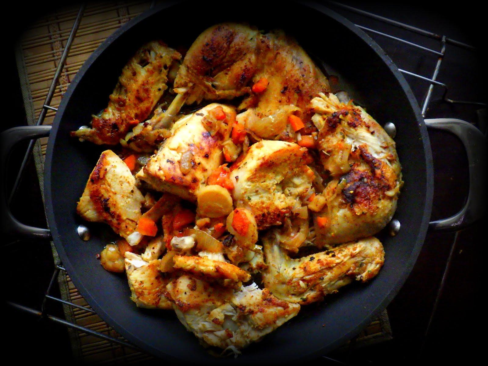 Kurczak po Przejściach