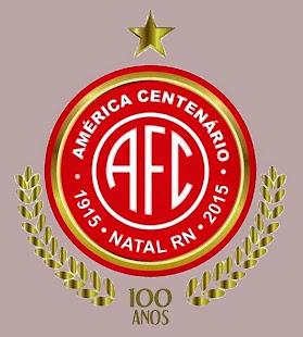 AMÉRICA DE NATAL  -  100 ANOS