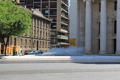 Fontana - Trghrvatskih velikana