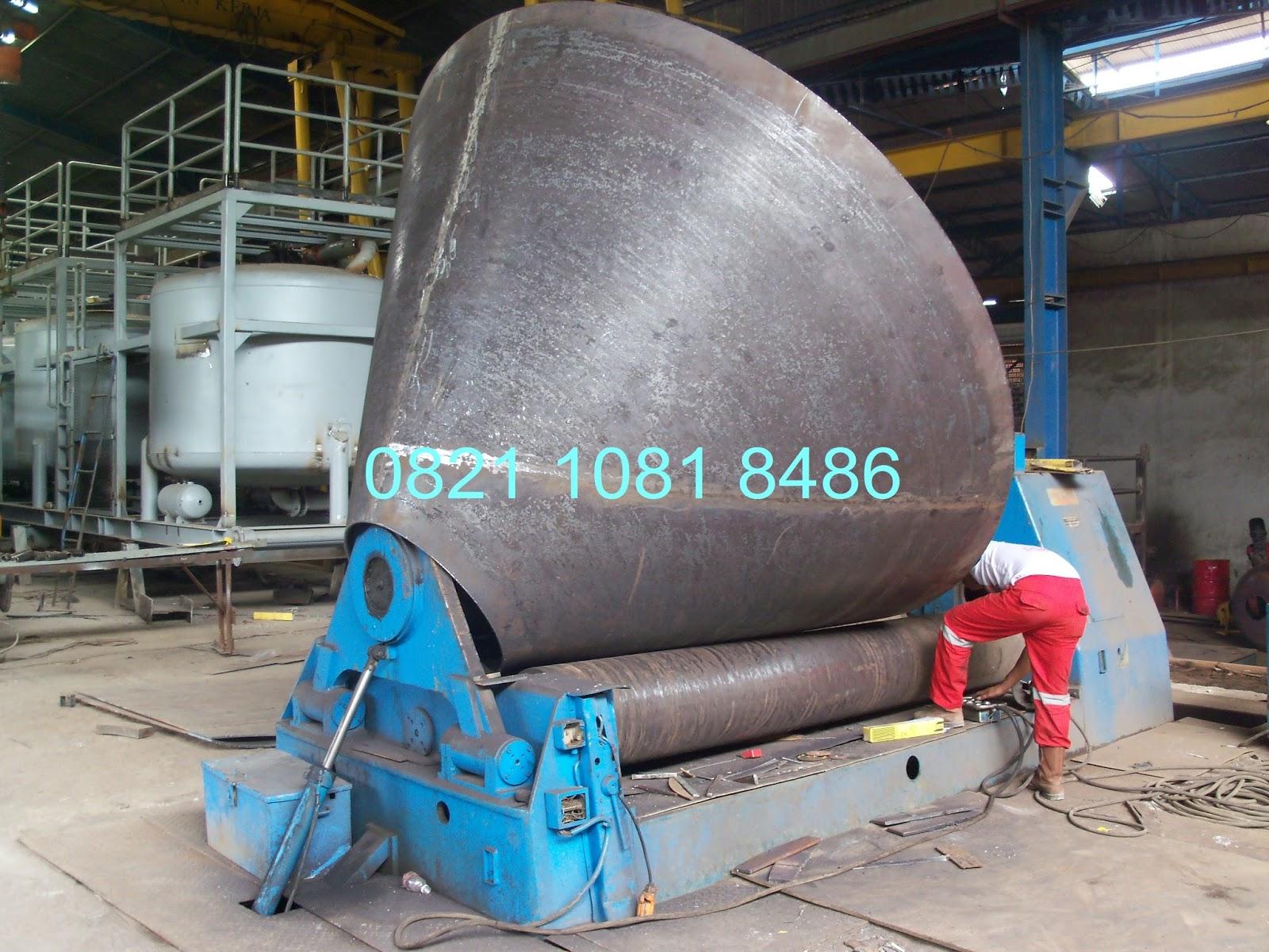 jasa pembuatan silo tank