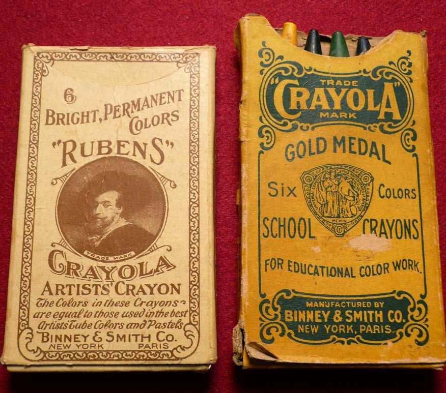 original crayons