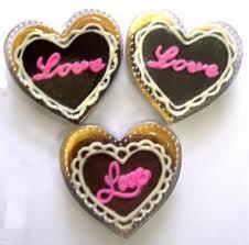 Cara Membuat Kue Coklat Valentine Spesial Cinta
