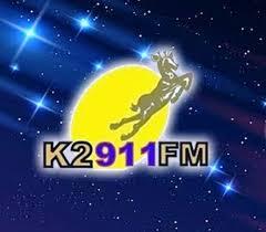 MENDENGARKAN RADIO K2FM