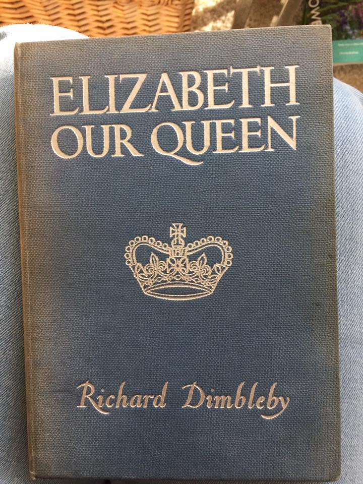 Do you still have your Coronation Book?