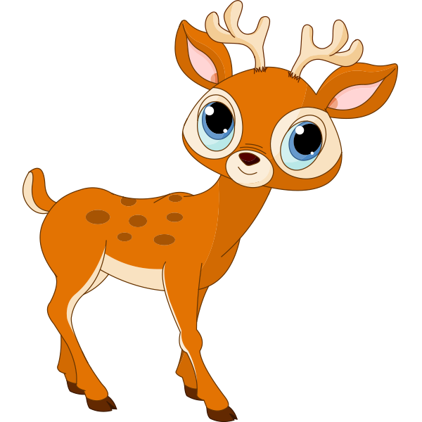 Blue-Eyed Deer Icon