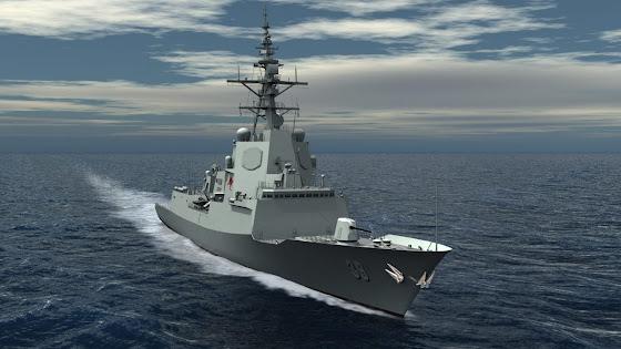 Hobart class DDG