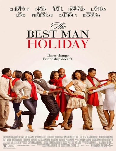 Ver The Best Man Holiday (2013) Online