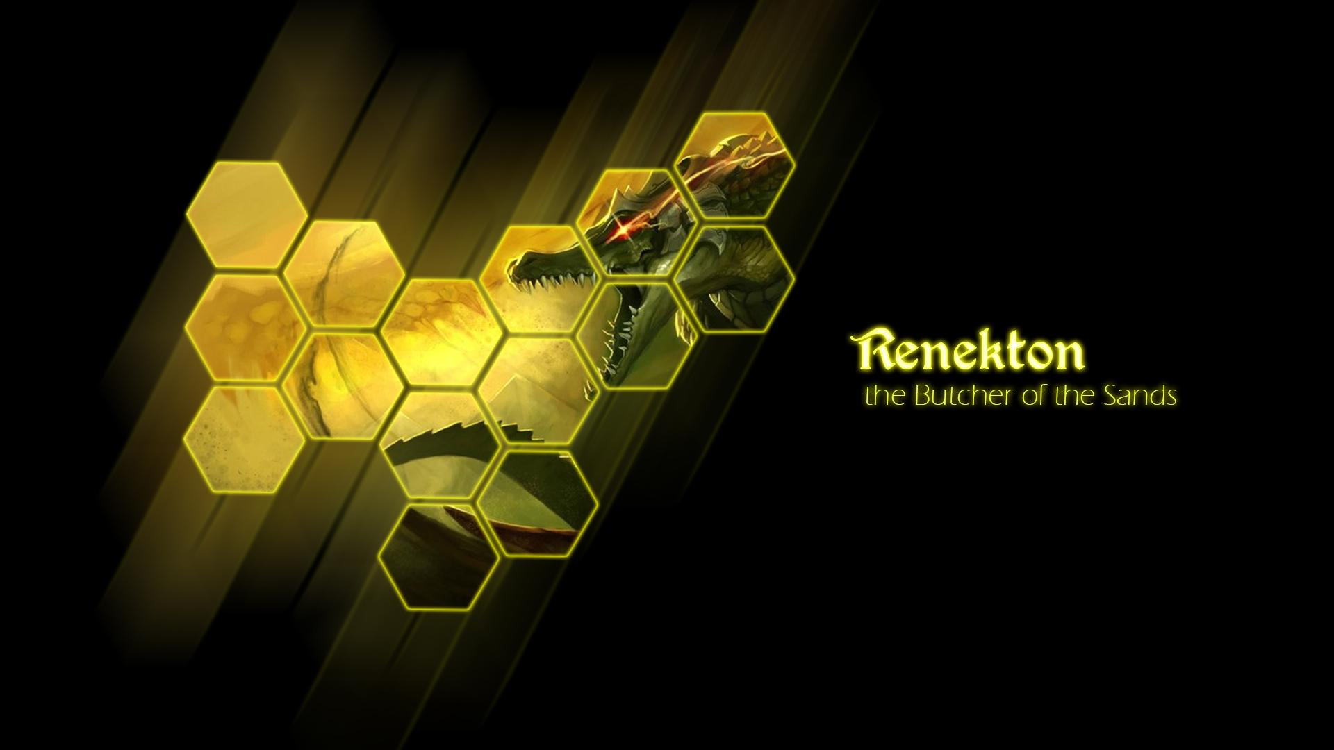 Renekton 1920x1080 24 Wallpaper HD