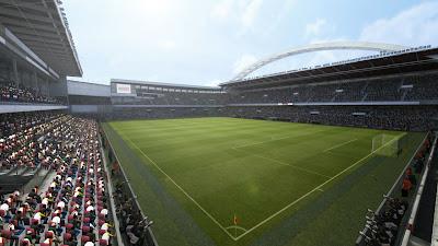 Stadium San Mames DF PES 2013: Novas Imagens