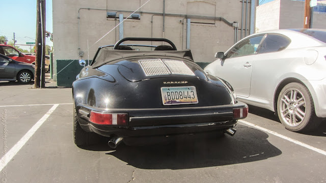 Mysterious Porsche thing
