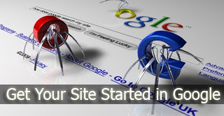 How To Get Your New Website Started in Google?