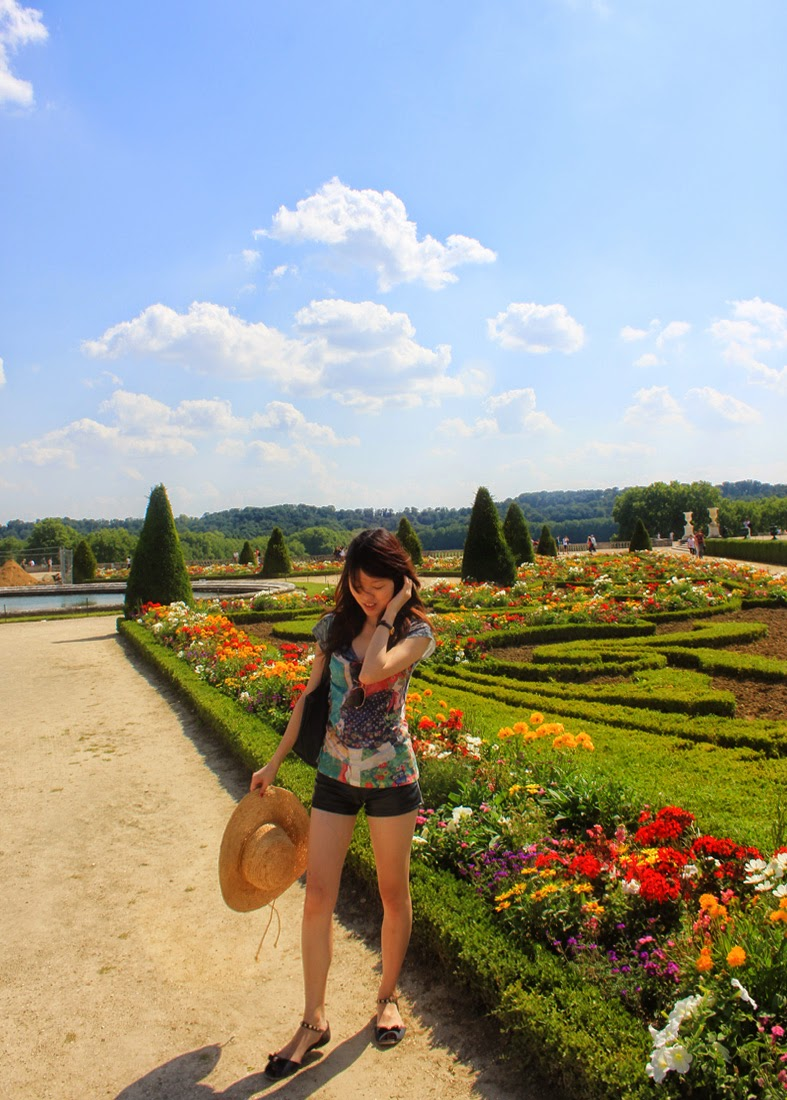 Versailles Paris Garden The Garden of Versailles is a