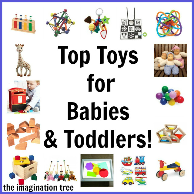 Popular Toys Baby : Top baby play ideas from the imagination tree