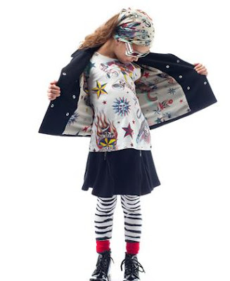 Junior Gaultier - Herbst Winter 2012/2013