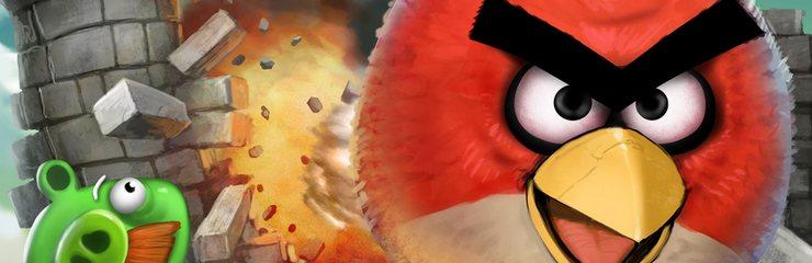 Angry Birds ganhará adaptação em filme