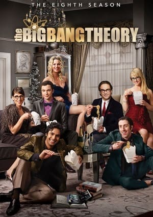The Big Bang Theory - 8ª Temporada Torrent Dublada 720p BDRip Bluray HD HDTV