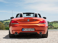 2014 BMW Z4 Roadster ca pictures 2