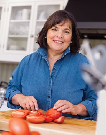 Hanging by a silver lining april 2011 - Ina garten tv show ...