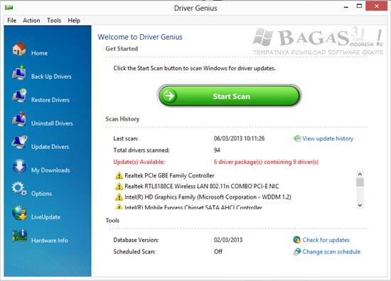 Driver Genius Professional 12.0.0.1211 Full Crack 2
