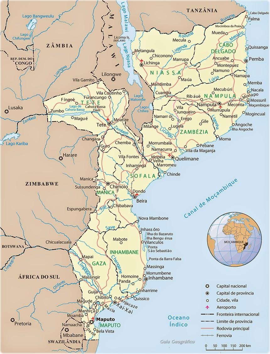 Portal do Governo de Moçambique