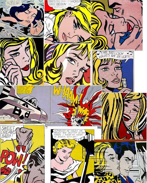 Apropiacionistas roy lichtenstein - Pop art roy lichtenstein obras ...