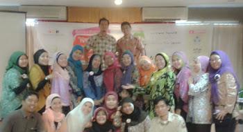 Amazing team teaching @9 Mutiara
